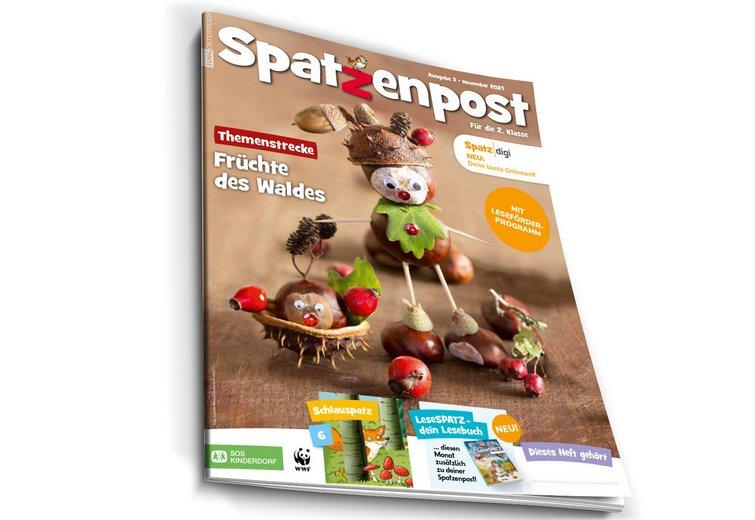 Ausgabe November digital lesen