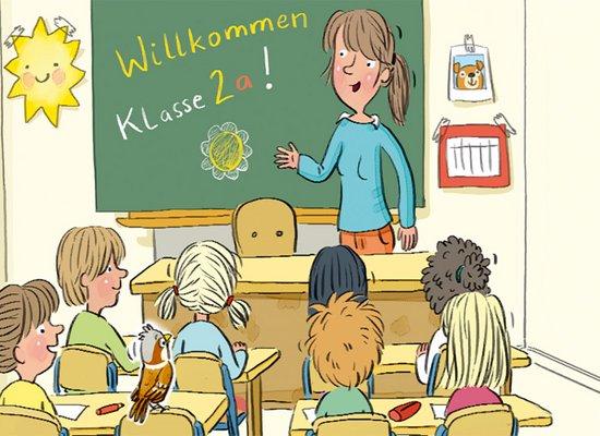 Schulbeginn